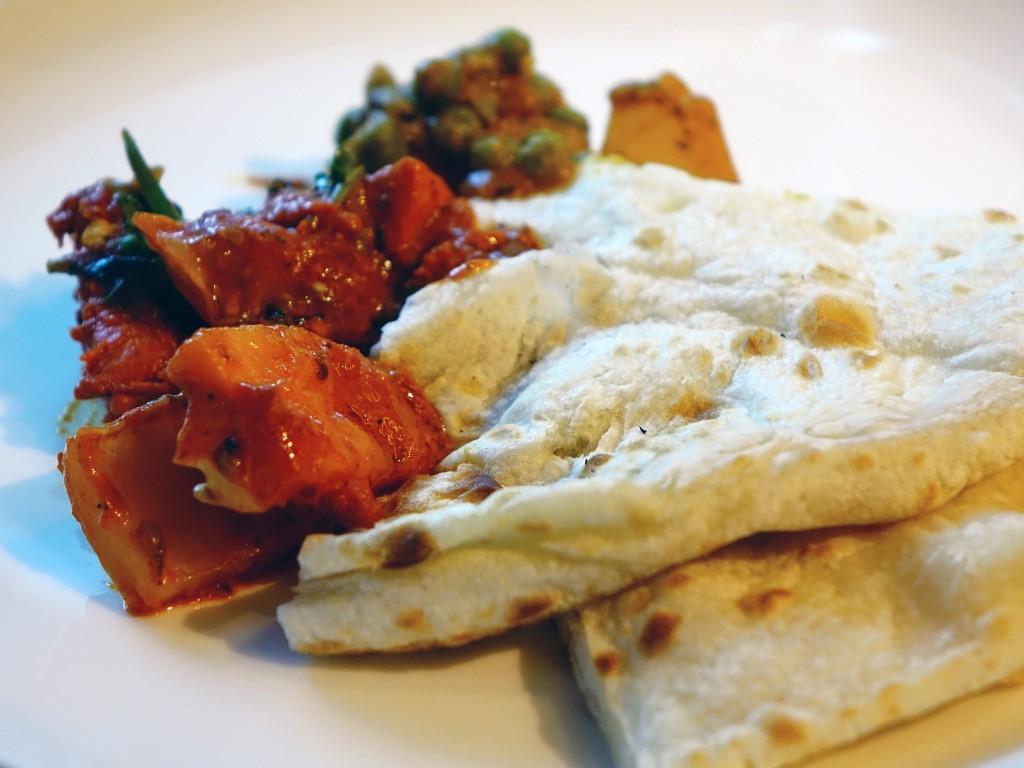 Restaurante cocina india en Barcelona